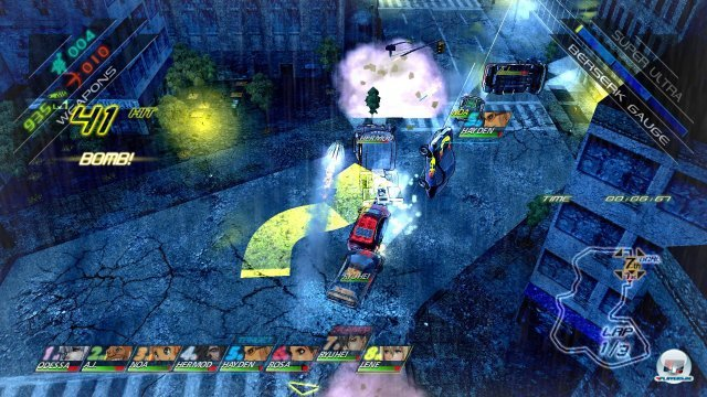 Screenshot - Fuel Overdose (PlayStation3)