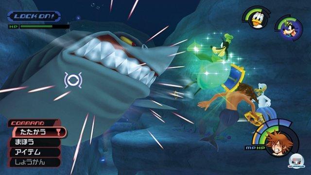 Screenshot - Kingdom Hearts 1.5 HD Remix  (PlayStation3) 92433052