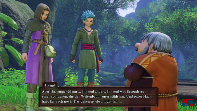 Screenshot - Dragon Quest 11: Streiter des Schicksals (PS4)