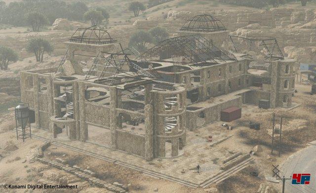 Screenshot - Metal Gear Online (360) 92521233