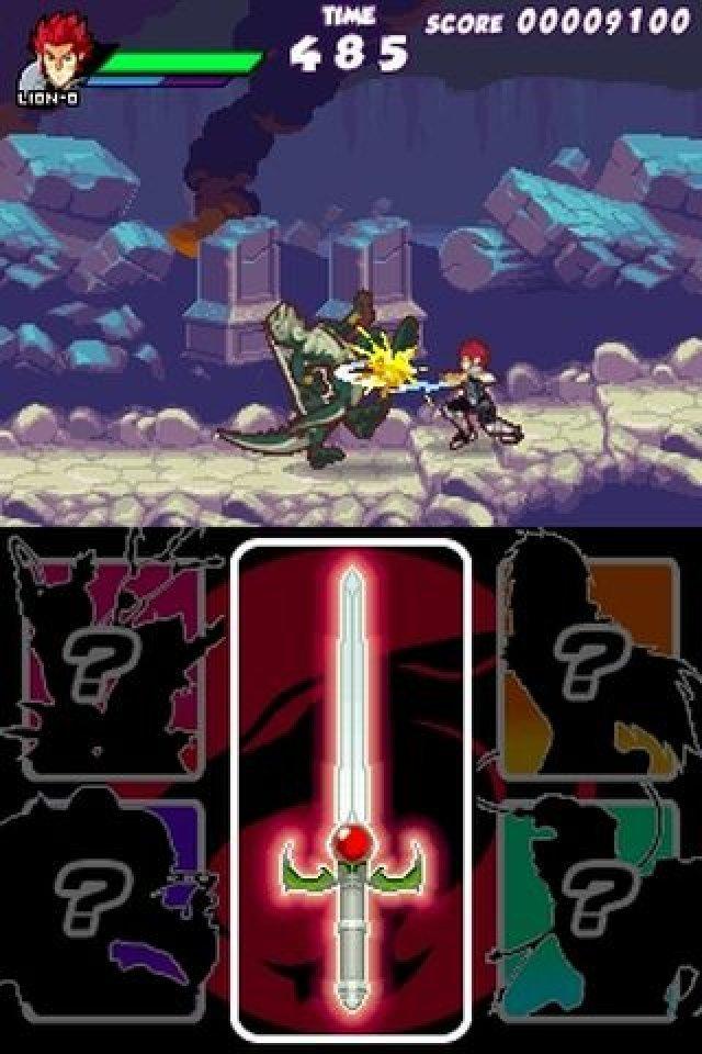 Screenshot - Thundercats (NDS) 2362197