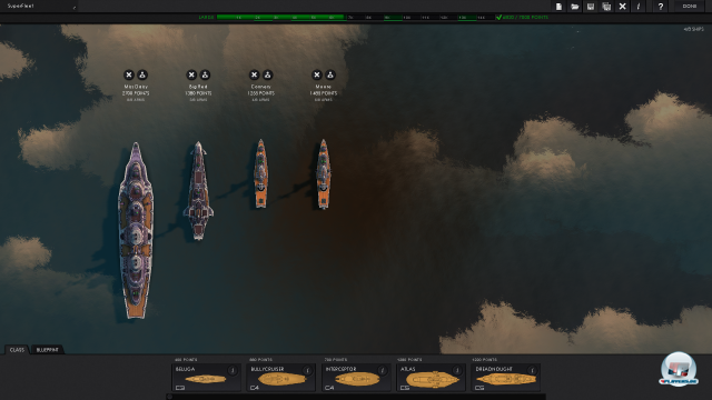 Screenshot - Leviathan: Warships (Android)