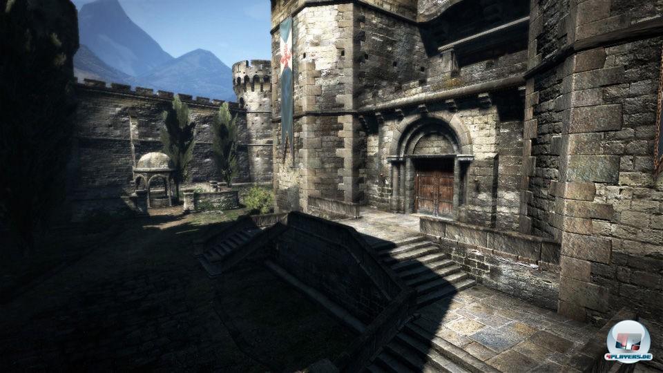 Eine große Fantasywelt und ein actionreiches Abenteuer: Dragon's Dogma will die Lücke zwischen Oblivion und Demon's Souls schließen.