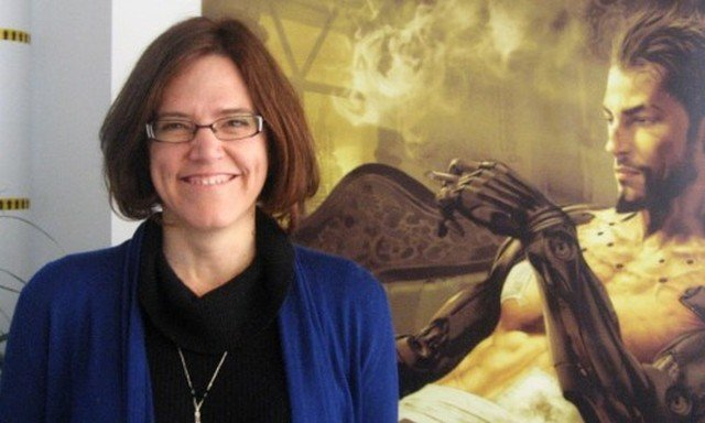 Mary DeMarle, Story Design / Autorin (u.a. Deus Ex: Human Revolution). 92457019