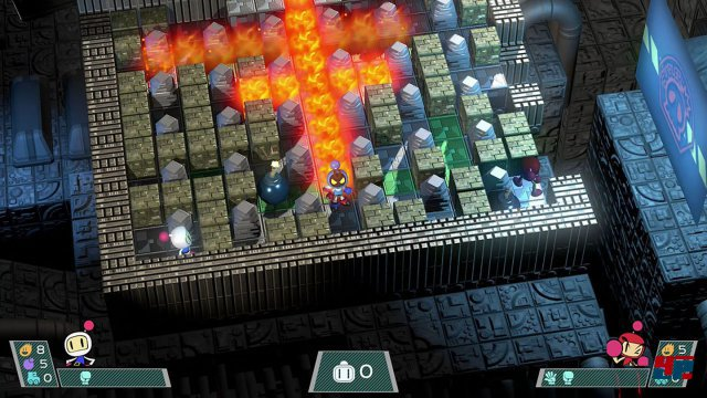 Screenshot - Super Bomberman R (One) 92568248