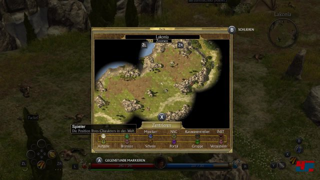 Screenshot - Titan Quest (Switch) 92570915