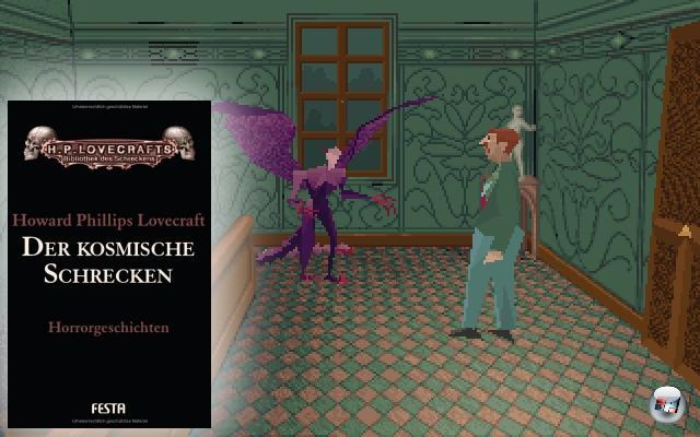 <br><br><b>Die Werke von Howard Phillips Lovecraft</b> (ab 1917)<br><br>�hnlich wie das von Tolkien gilt auch das Schaffen von Lovecraft als wegweisend - in seinem Fall allerdings nicht f�r die Fantasy, sondern f�r den Horror. Speziell mit dem Cthulhu-Mythos sowie dem in seinen Werken verwobenen Necronomicon setzte er Grusel-Standards, auf die bis heute zur�ck gegriffen wird. Spiele wie Quake, Alone in the Dark oder (nat�rlich) Call of Cthulhu verdanken ihm alles. 2056813