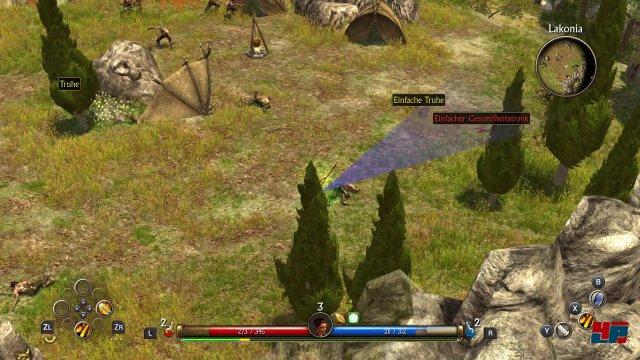 Screenshot - Titan Quest (Switch) 92570914