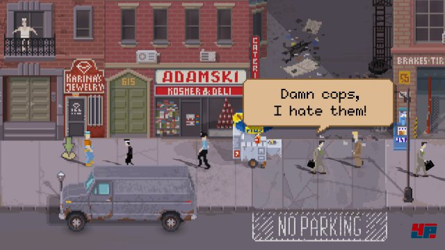 Screenshot - Beat Cop (Linux)
