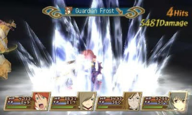 Screenshot - Tales of the Abyss (3DS) 2264112