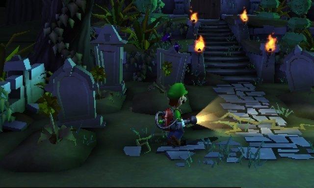 Screenshot - Luigi's Mansion: Dark Moon (3DS) 2360857
