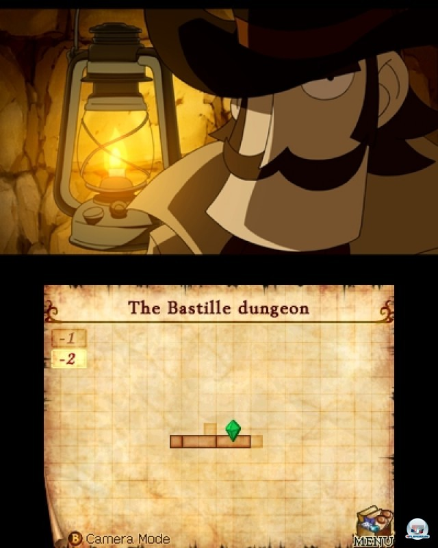 Screenshot - Doctor Lautrec and the Forgotten Knights (NDS) 2216939