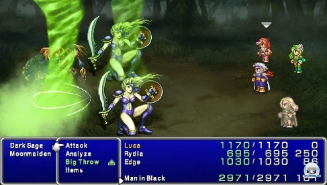 Screenshot - Final Fantasy IV: The Complete Collection (PSP) 2217873