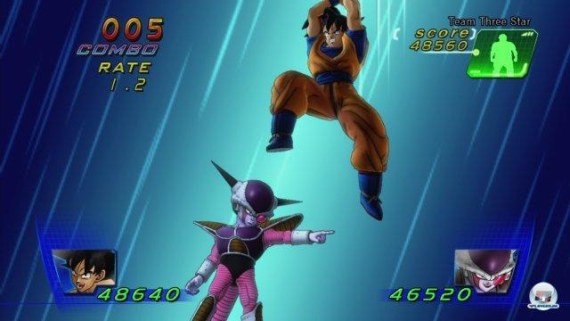 Screenshot - DragonBall Z f�r Kinect (360) 2362867