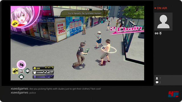 Screenshot - Akiba's Trip: Undead & Undressed (PlayStation4)