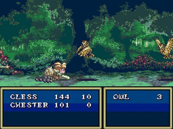 Tales of Phantasia (SNES 1995)<br><br>1995 war auch das Jahr in dem Namco sein erstes Tales-RPG veröffentlichte. Tales of Phantasia erschien zuerst für Nintendos SNES und wurde später auch für PlayStation, GBA und PSP umgesetzt. Bis heute gibt es insgesamt sechs Nachfolger für diverse Plattformen. Aber bereits das erste Tales bot einige Besonderheiten wie die Kämpfe, die auf beweglichen Plattformen in Echtzeit ausgetragen wurden. Allerdings konnte man den Ablauf jederzeit pausieren, um Zauber und Gegenstände einzusetzen oder die Strategien der KI-Mitstreiter zu verändern. Der vierte Teil Tales of Symphonia erschien in Europa, der letzte (Tales of the Abyss) nur in Japan und den USA. 1720277
