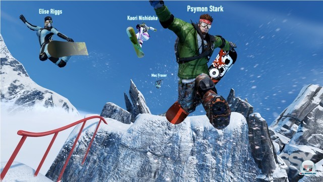 Screenshot - SSX (360) 2251027
