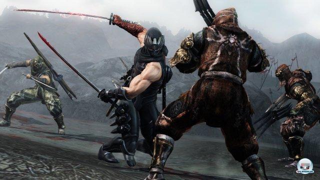 Screenshot - Ninja Gaiden 3 - Razor's Edge (Wii_U) 92405072