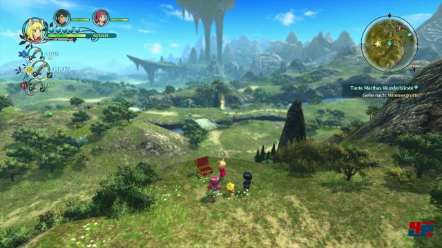 Screenshot - Ni No Kuni 2: Schicksal eines Königreichs (PS4) 92561920