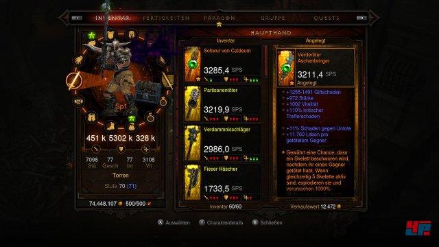 Screenshot - Diablo 3: Reaper of Souls (Switch) 92576597
