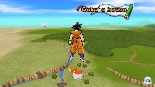 Screenshot - Dragon Ball Z Budokai HD Collection (PlayStation3) 2373722