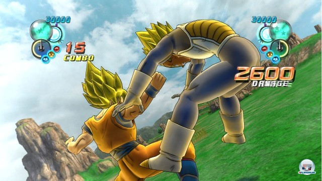 Screenshot - DragonBall: Game Project AGE 2011 (PlayStation3) 2222943