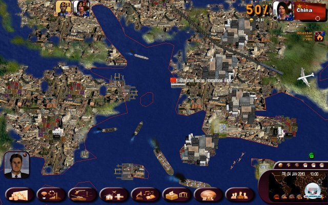 Screenshot - Politiksimulator 3 - Masters of the World (PC)