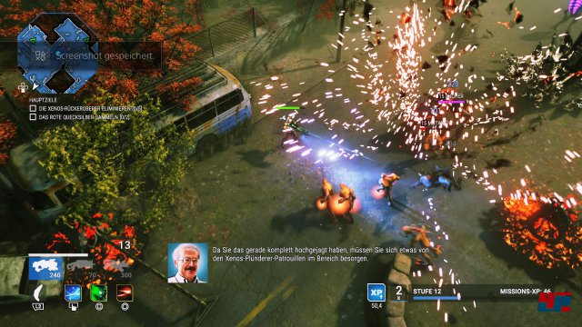 Screenshot - Alienation (PlayStation4) 92524842