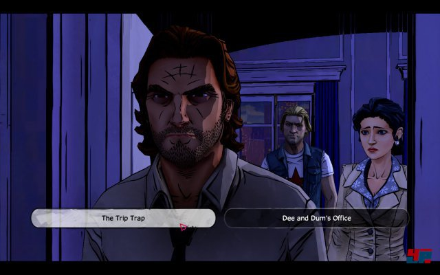 Screenshot - The Wolf Among Us: Episode 3 - A Crooked Mile (PC) 92480369