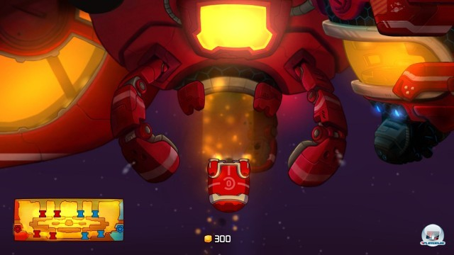 Screenshot - Awesomenauts (PlayStation3) 2244502