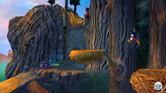 Screenshot - Micky Epic: Die Macht der 2  (360) 2397557