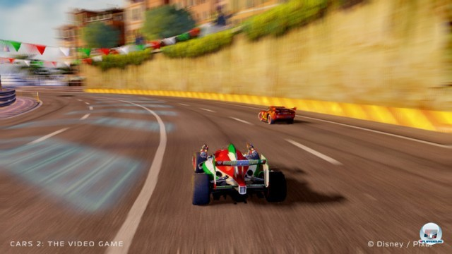 Screenshot - Cars 2: Das Videospiel (360) 2230968