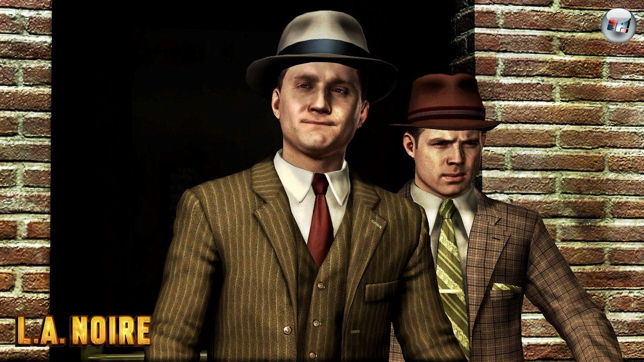 Cole Phelps hat in Japan gekmpft, trgt die Tapferkeitsmedaille und gilt als junge Hoffnung der Polizei.