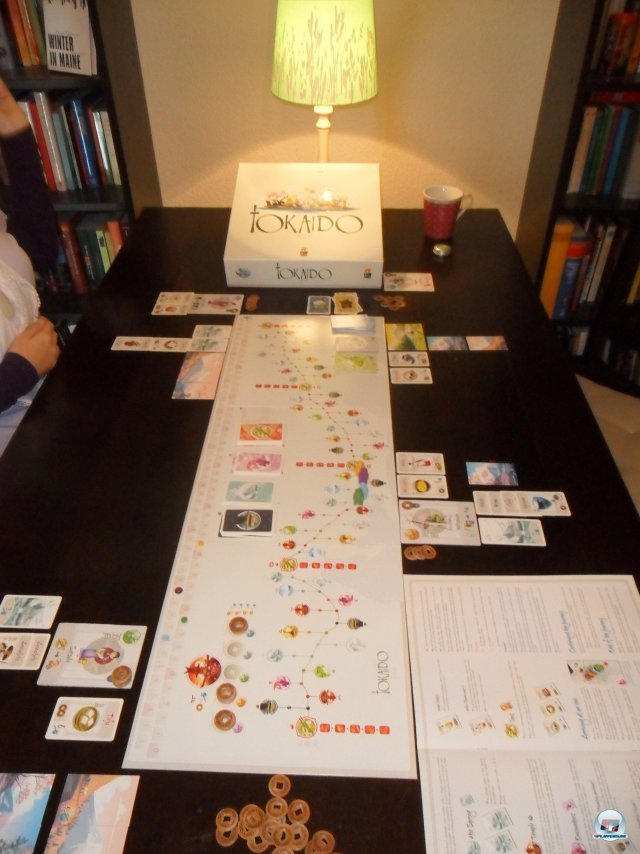 Screenshot - Tokaido (Spielkultur)