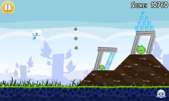 Screenshot - Angry Birds (Android) 2242909