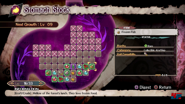 Screenshot - The Witch and the Hundred Knight 2 (PS4)