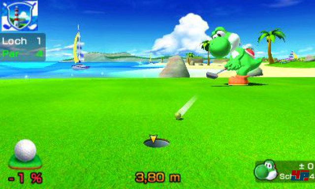 Screenshot - Mario Sports Superstars (3DS) 92542177