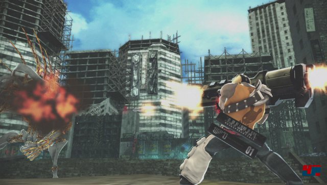 Screenshot - Freedom Wars (PS_Vita) 92483908