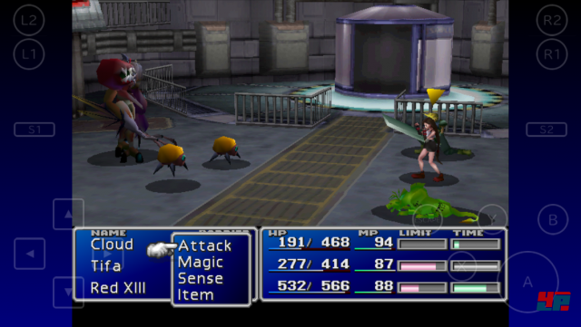 Screenshot - Final Fantasy 7 (iPad) 92512147