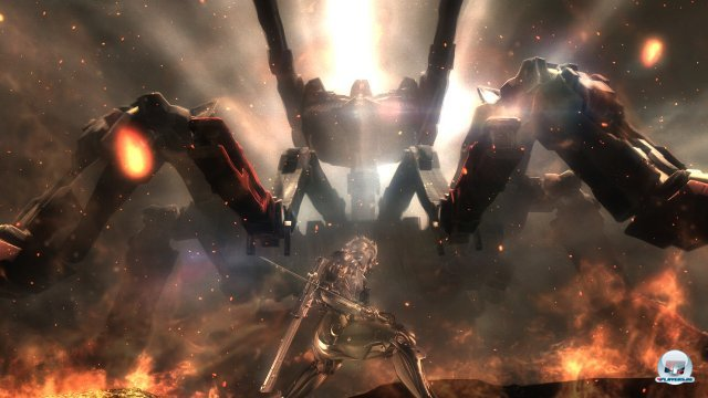 Screenshot - Metal Gear Rising: Revengeance (360) 92425352