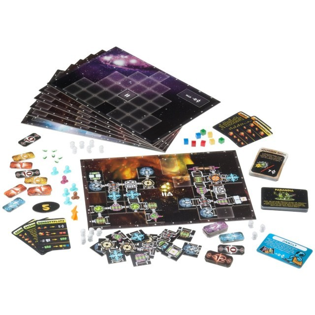 Screenshot - Galaxy Trucker (Spielkultur)