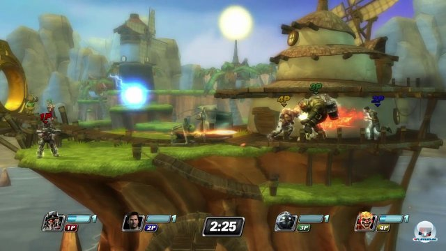 Screenshot - PlayStation All-Stars: Battle Royale (PS_Vita) 2365142