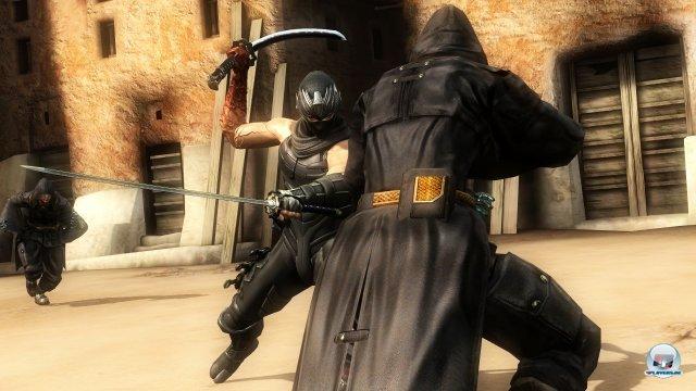 Screenshot - Ninja Gaiden 3 - Razor's Edge (Wii_U) 2365332