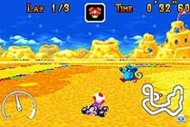 Screenshot - Mario Kart Super Circuit (GBA) 2370052