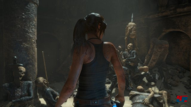 Screenshot - Rise of the Tomb Raider (PS4)