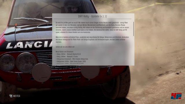 Screenshot - DiRT Rally (PC)