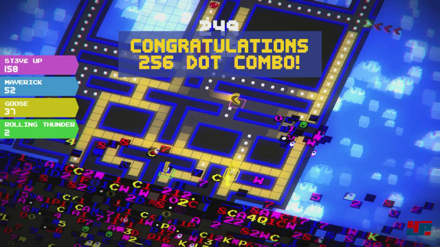Screenshot - Pac-Man 256 (PC)