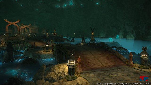 Screenshot - Final Fantasy 14 Online: Stormblood (Mac)