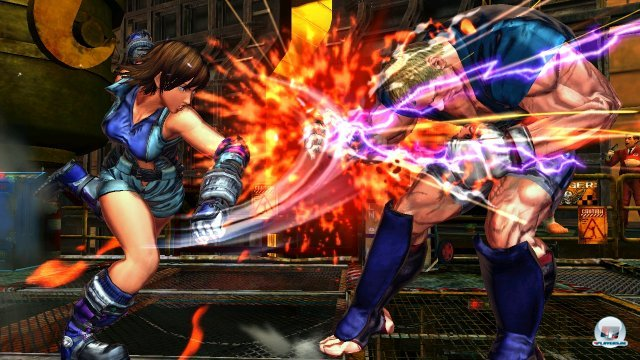 Screenshot - Street Fighter X Tekken (360) 2309422