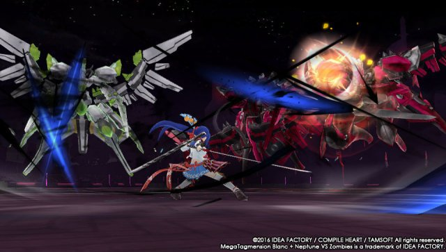Screenshot - MegaTagmension Blanc   Neptune VS Zombies (PS_Vita) 92525089